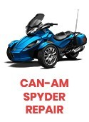 CAN-AM SPYDER REPAIR