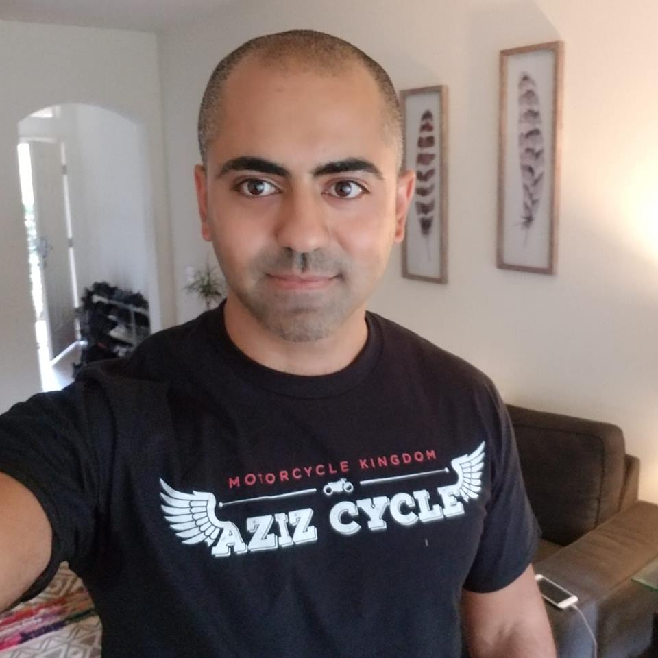 Azizcycle owner and manager SEO